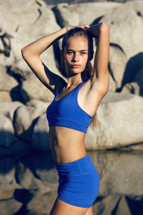 americanapparel:  Activewear by American Apparel.