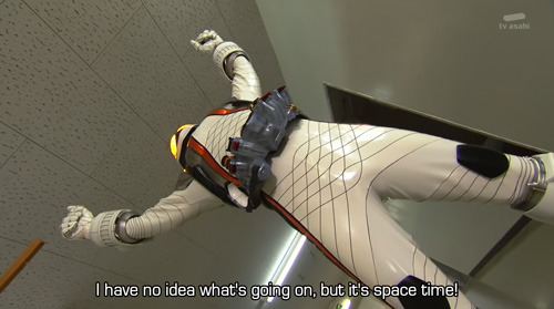 twentypercentcooler:  GPOY. Kamen Rider Fourze, Episode 001.  My life. Right there.