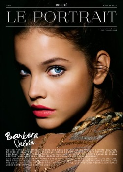 Barbara Palvin by Sean & Seng for L'Oreal and Le Portrait at Cannes