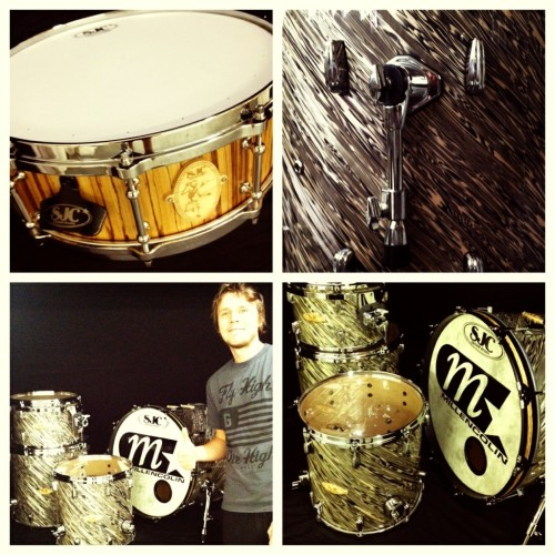 sjcdrums:  We are SO STOKED to announce that the legendary MILLENCOLIN has joined the SJC family! We cannot stress enough how awesome this is, each of us have been listening to the band for as long as we can remember and it is a HUGE honor to be making drums for Fredrik Larzon. Could not be more excited to be a part of the Millencolin legacy! Keep an eye out for Fredrik Larzon's new SJC kit at their 20th anniversary show! Check out some more info here.