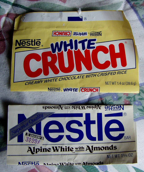 White Chocolate Bars [Flickr]
