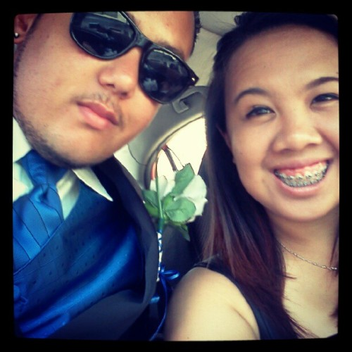 D'awwwwh we cuuute(: (Taken with instagram)