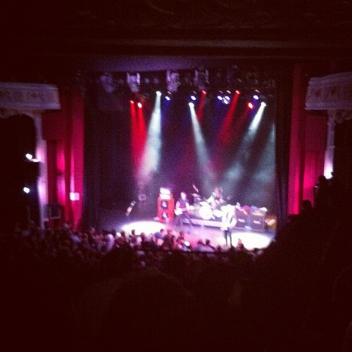 BOB MOULD.  (Taken with instagram)