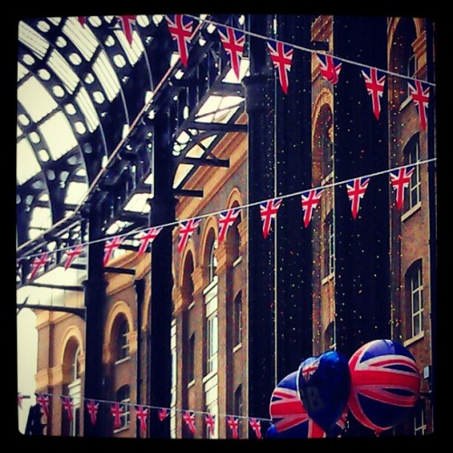 madcheescake:  #Balloons #London (Taken with instagram)