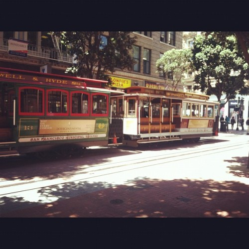 Post St. (Taken with instagram)