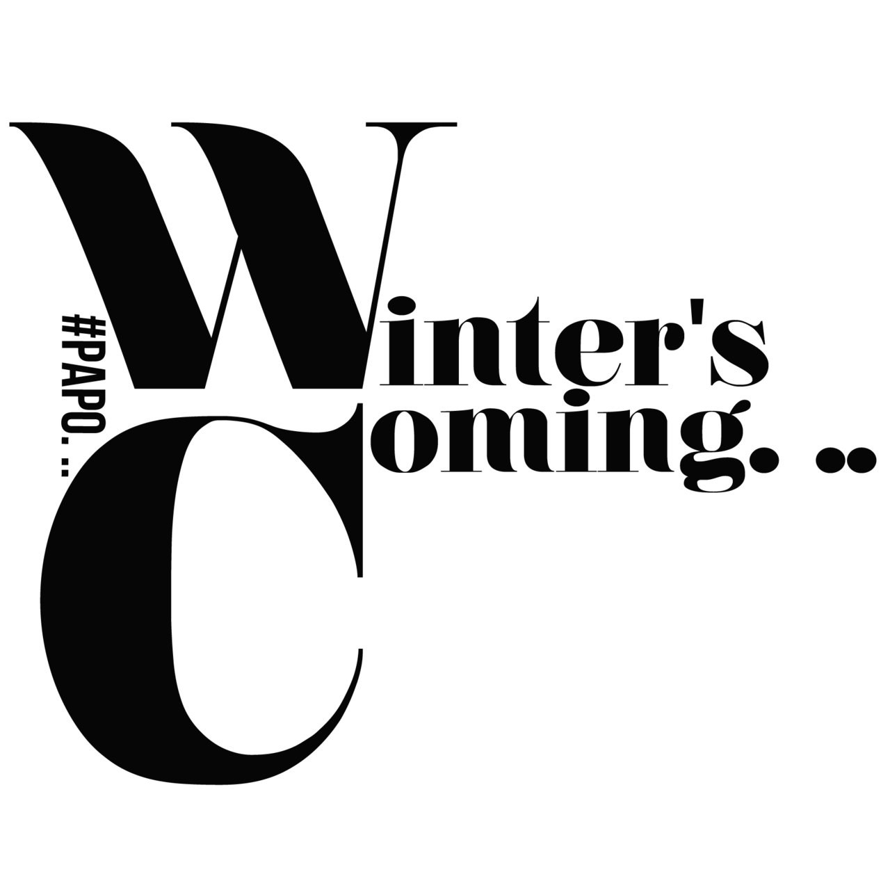 * Winter's Coming. .. [Concept by @ehTMills] [Inspired by @Sais of Cherry Co.]