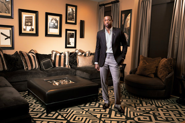 Dwyane Wade Loves His Jordans and His Body Lotion #THIS