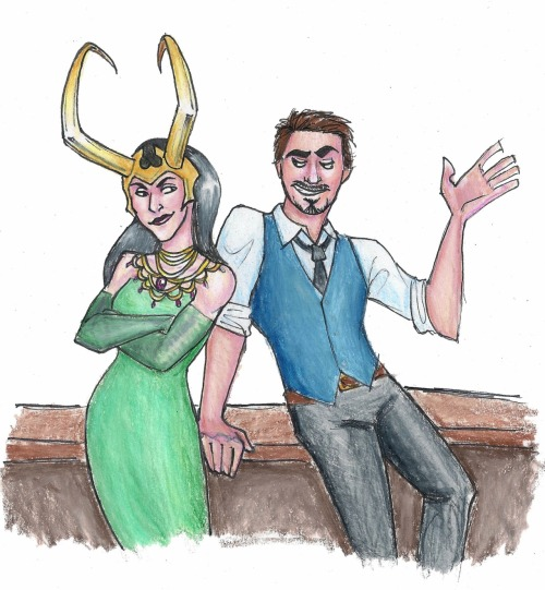 crazygreenflamingo:  Some more frostiron!