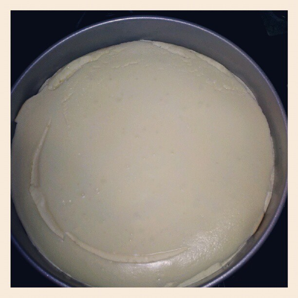 bollum03:  a plain cheese cake #android #instagram #cheese #cake #texas #plain #food (Taken with Instagram at my house)