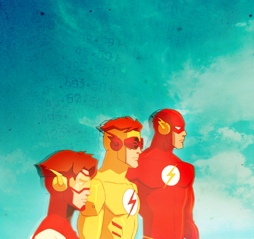 sar-cat:  The speedsters <3