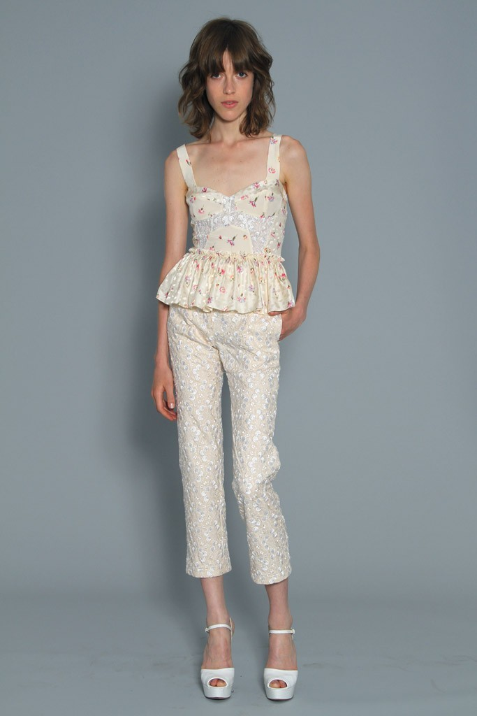 Jill Stuart Resort 2013