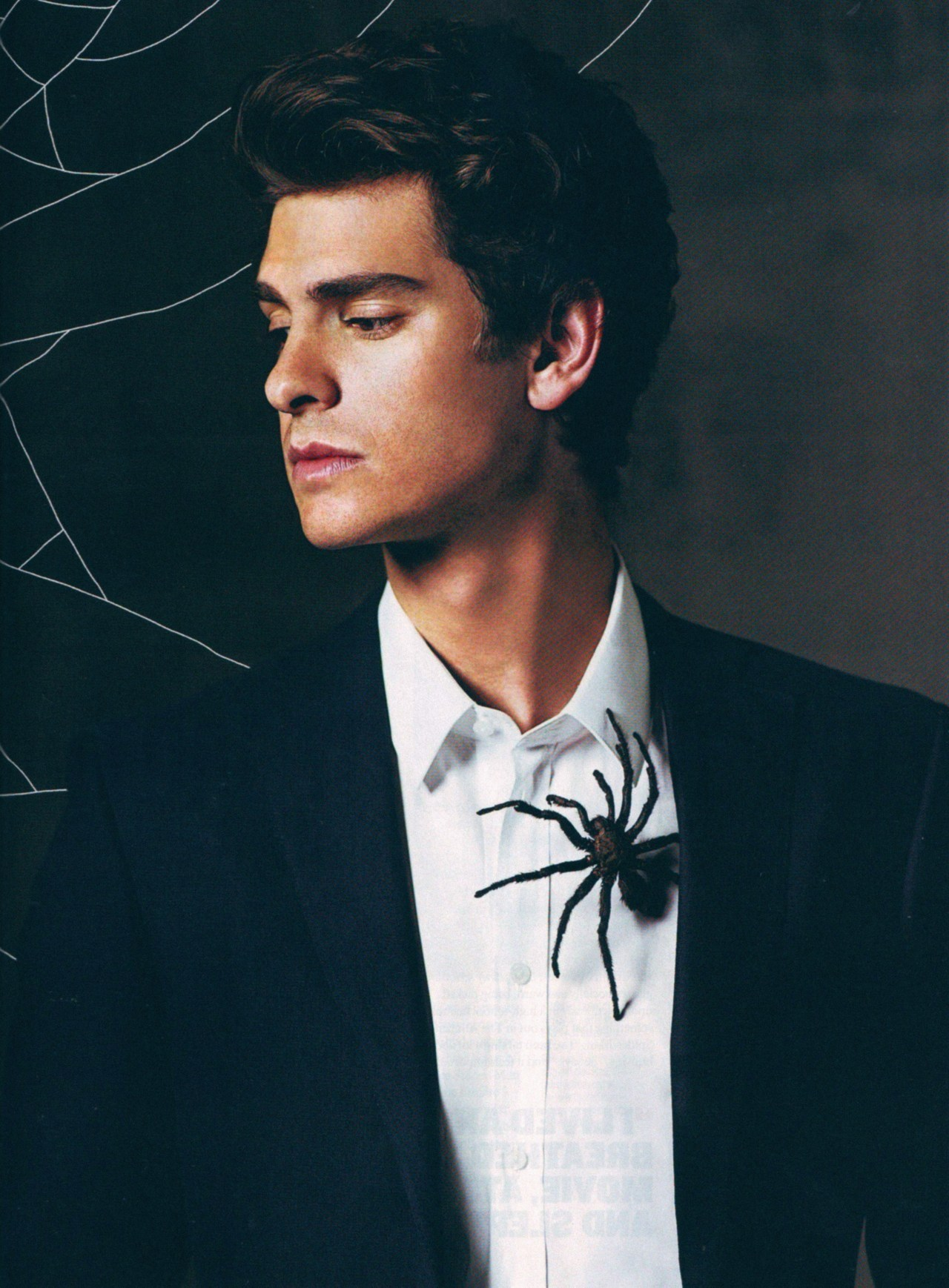 aaron-symons:  Andrew Garfield for Empire July 2012