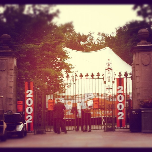 Top of the 10th @ptonreunions (Taken with Instagram at Princeton University Reunions 2012)
