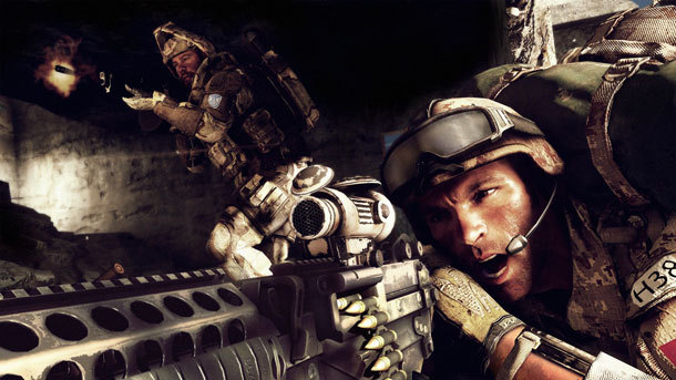 brogamer:  Gameinformer has posted this new screenshot for Medal of Honor: Warfighter. The game is being developed by Danger Close and is making full use of the Frostbite 2.0 engine developed by DICE. As you can tell, the game seems to have much improved visuals compared to it's predecessor which launched in 2010. The engine was used for Battlefield 3 which released last year.