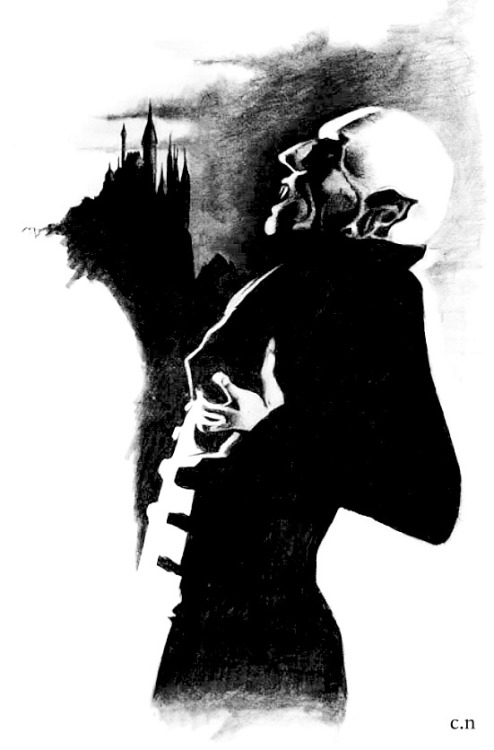 Graf Orlok Painting - Not my art
