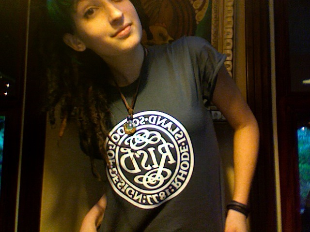 In other news, I finally got some RISD gear!