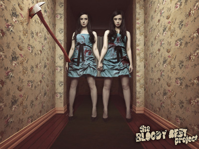 The Twisted Twins, Jen and Sylvia Soska MUAH: Laura Raczka Retoucher: Roger Johansen Photographer: Ama Lea (me) www.thebloodybestproject.com DO NOT REMOVE CREDITS!!!!!!