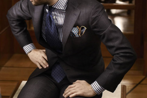 Source: Kiton Suit