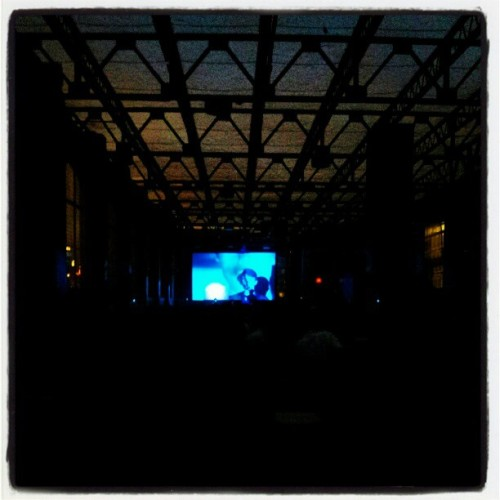 #rooftopfilms #nyc  (Taken with Instagram at Rooftop Films @ Open Road Rooftop)