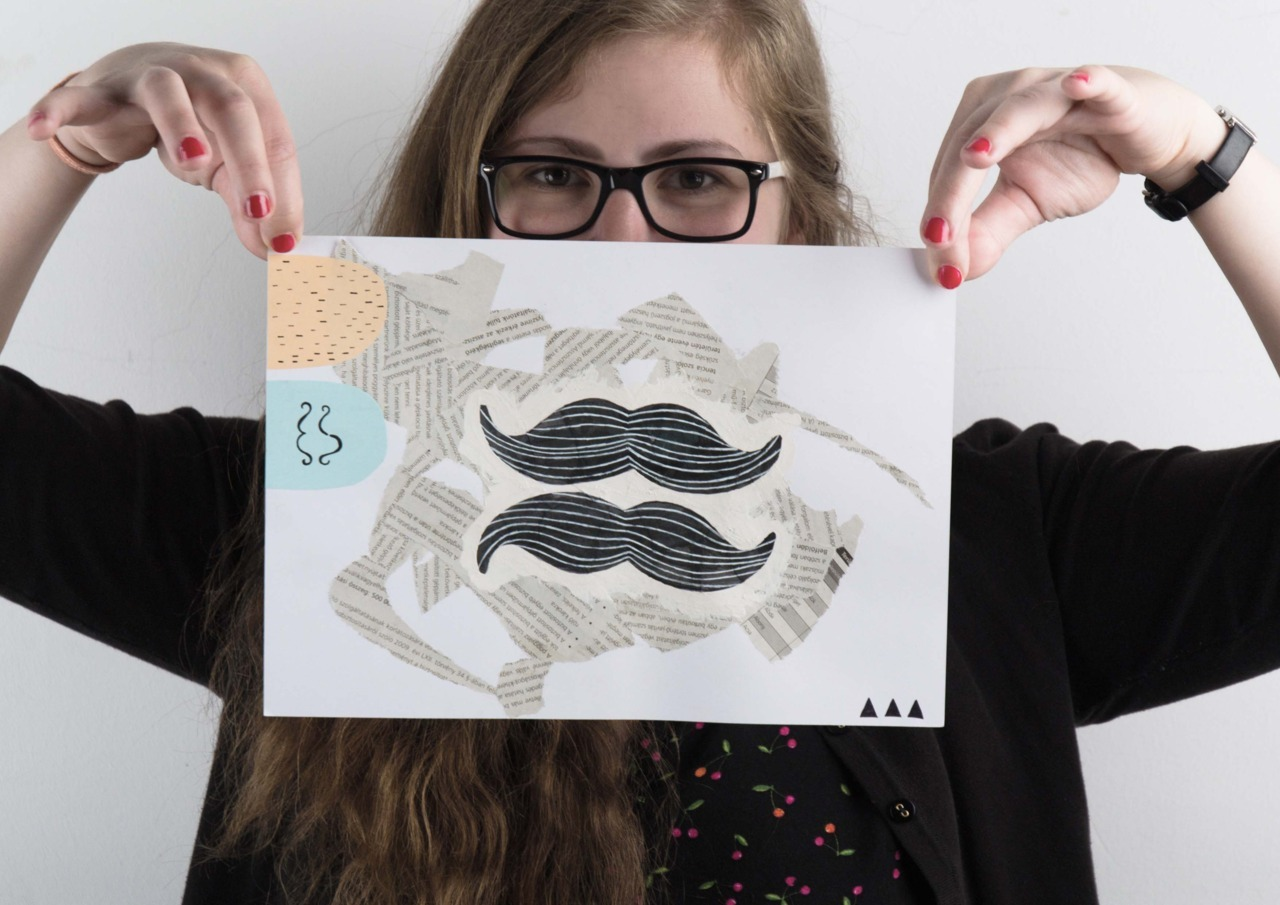 mustache MONOGRAM&package(»>COMING SOON!)