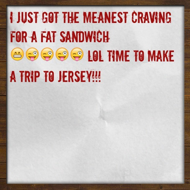 #tweegram #FatSandwich #NewBrunswick #FoodTrucks #ImaFatNigga LOL @cbhotos @missdrodriguez @pfigz  (Taken with Instagram at Dove Landing North Apartments)