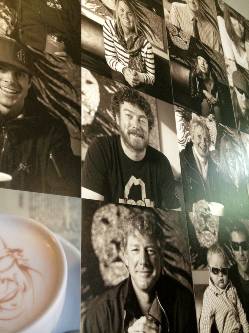 Faces of Coffeebar