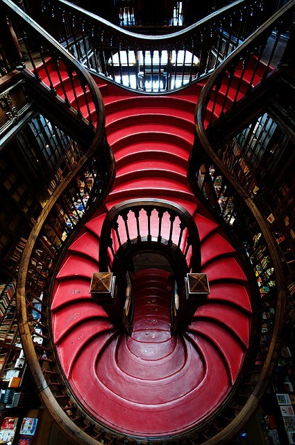 Lello & Brother Bookstore  @ Portugal