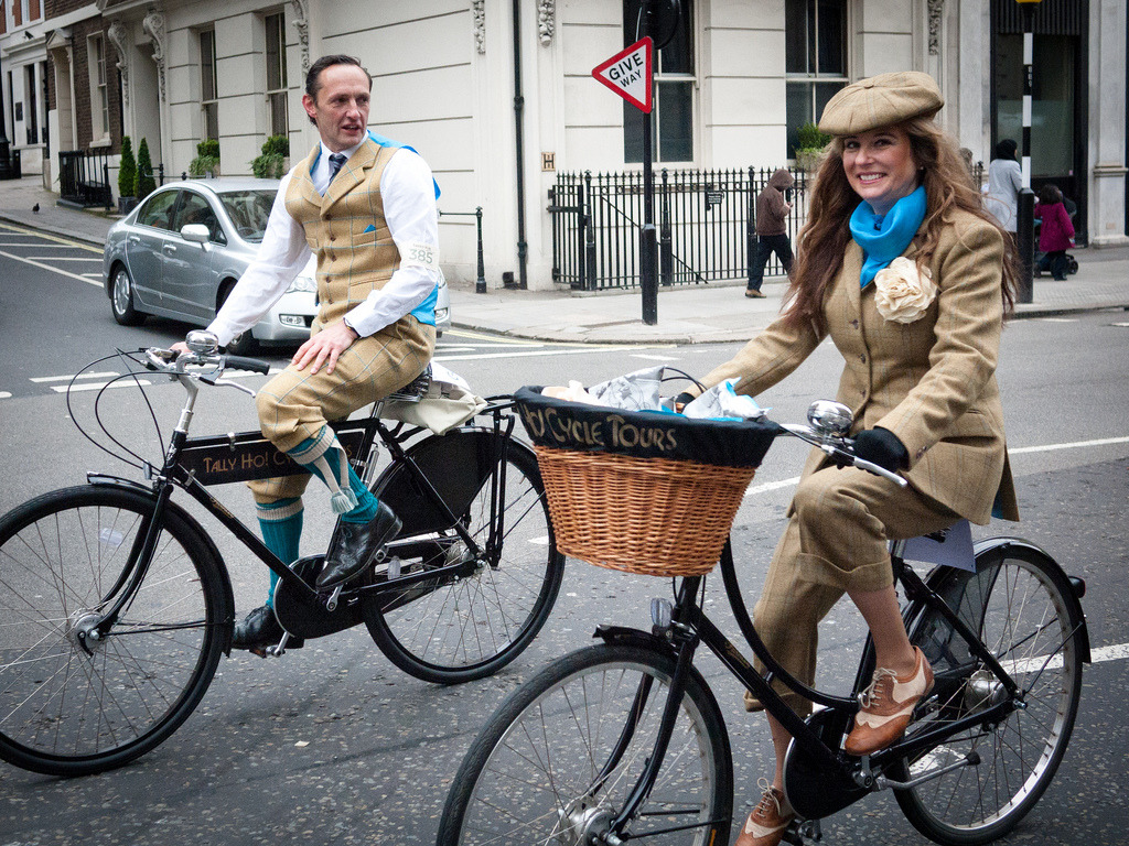 Tweed Run 2012 (by grobs gfx)