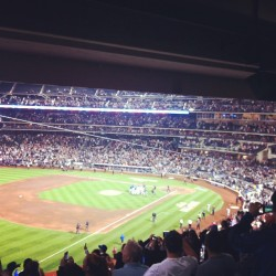 My first no hitter in Mets history. Fuck the Mets. by mattatar http://instagr.am/p/LWpHuzx19u/