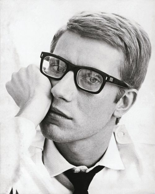 the60livehere:  Yves Saint Laurent