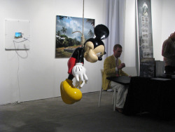 Dead Mickey (via C-Monster)