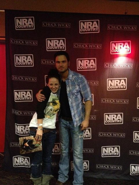 Went to Chuck Wicks concert in Towson March 9 for my 20th birthday with my best friend..and it was the best concert that ive ever been too. I cant put into words on how much fun i had.! After the concert i was lucky enough to get too meet him.! I will definitely go to as many concerts as possible:)!
