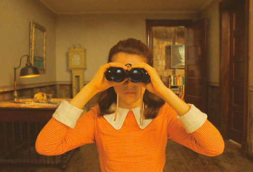Moonrise Kingdom was genuinely spectacular. It exceeded all my expectations (which were as high as could be.)