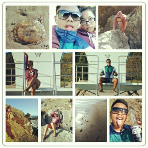 #Beach #AdventureTime #BDE #YOLO (Taken with instagram)