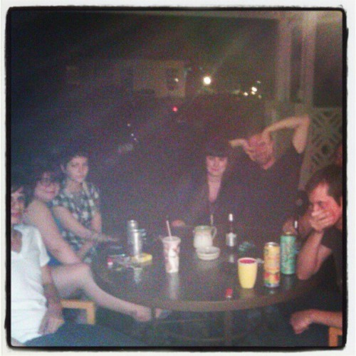 great friends, good times (Taken with instagram)