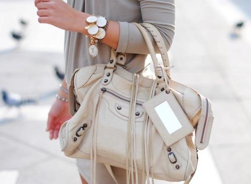 Balenciaga bag. Want.