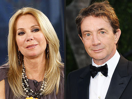 """People make mistakes."" - Martin Short, who has no ill feelings toward Kathie Lee Gifford after the Today Show host mistakenly asked about his late wife as if she were still alive, to E! News"