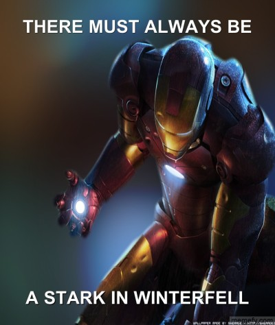 There Must Always Be, A Stark In Winterfell