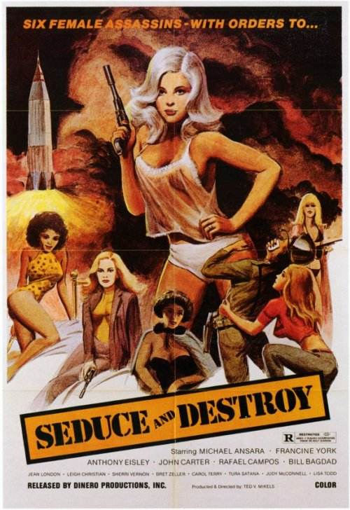 Seduce 'n Destroy