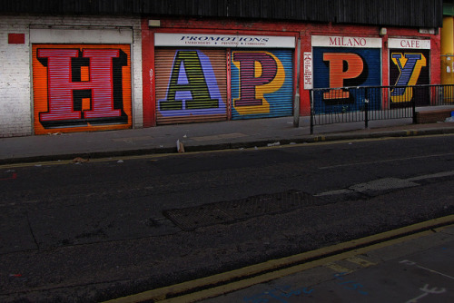 HAPPY by Leo Reynolds on Flickr.