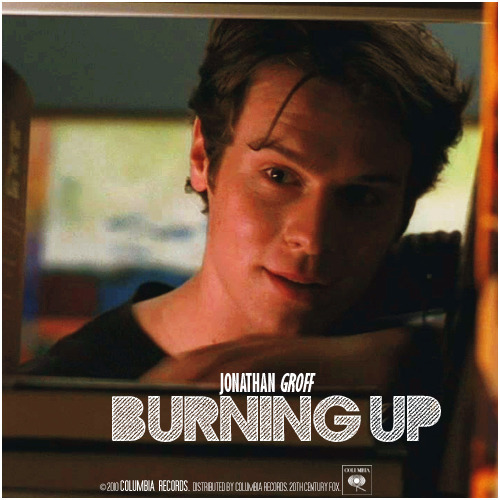 1x15 The Power Of Madonna | Burning Up Requested Alternative Cover Request by queenofsquee