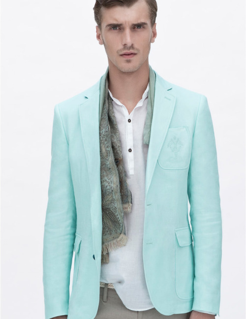 eyegasmgalore:  Clément Chabernaud for Zara June 2012