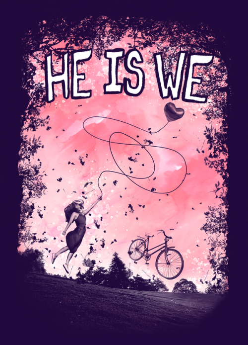 worldofgeniuses:  He is We by Steven Medina
