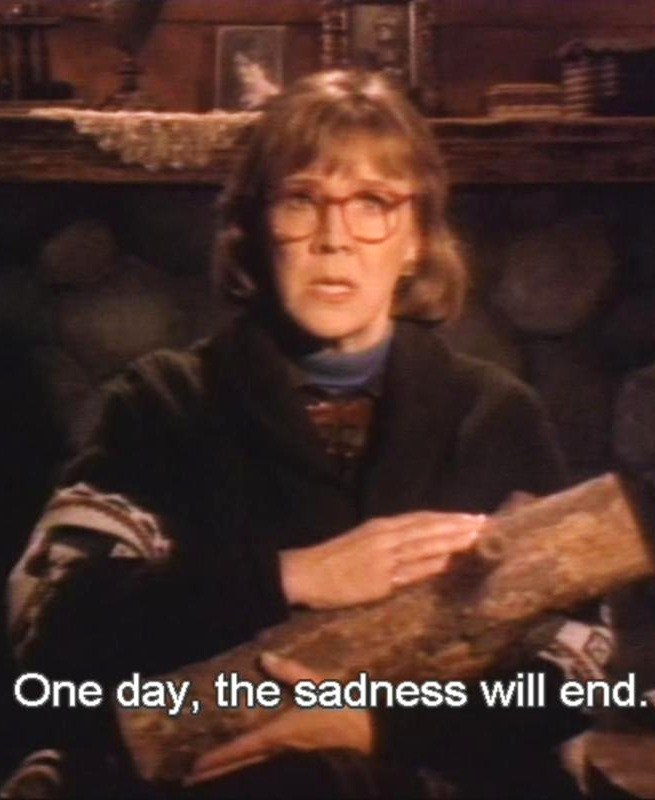 bullshitreigns:  log lady knows