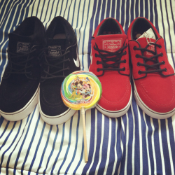 New janoskis came