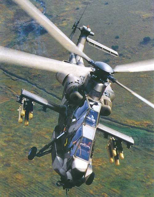 igorusha:  Denel Rooivalk South African attack helicopter