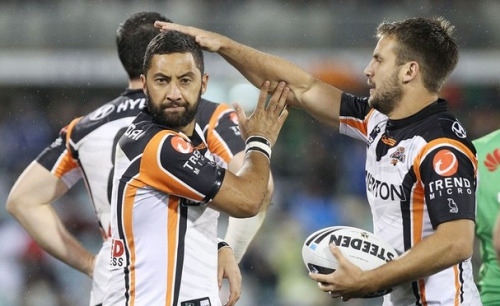 roscoe66:  Beau Ryan thinks Benji Marshall is a character from the Benny Hill show.