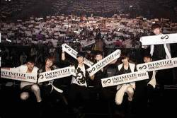 Infinite's 'The Mission' Tour to Be Released as a DVD in Japan  Following the success of Infinite's much publicized The Mission tour, Infinite will be releasing the special showcase as a DVD in Japan. To kick off the release of Infinite's third mini album Infinitize, the members embarked on a special one-day, five-city tour on the day of the album's release on May 15 in a special showcase called The Mission.  The contents from the day's showcase will be made into a three-disc DVD set, titled The Mission and will be released in Japan on July 11. In addition to the day's performances, the DVD will contain footage from behind the scenes, special 'making-of' footages as well as interviews and rehearsal footage. A photo book containing images of the members and pictures from the showcase will also be included.