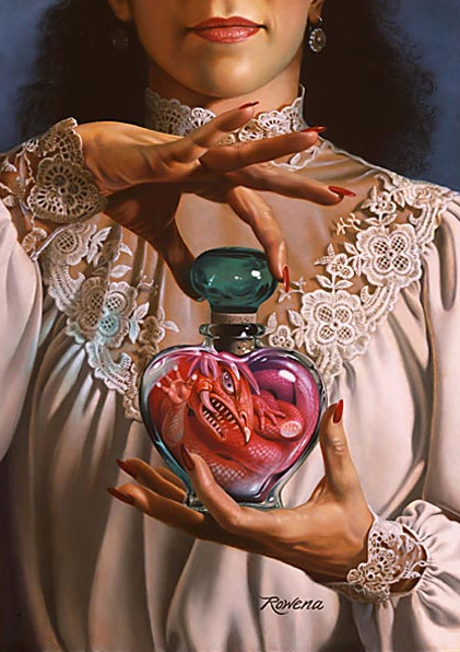"""forbidden fragrance"" rowena morill"
