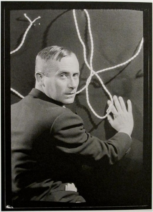 swissadam:  Joan Miro by Man Ray, 1930s